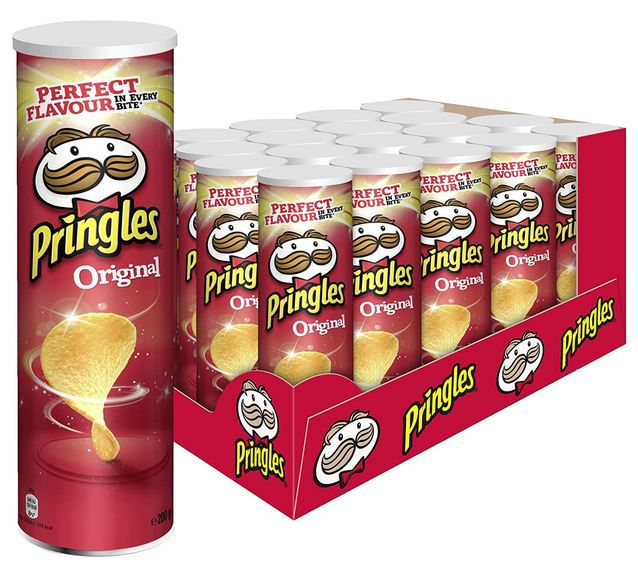 Pringles Original Chips 19er Vorratspackung (19x200g) ab 25,09€ (statt 45€) Prime