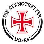 Lüttje-Seenotretter-Ausmalbuch gratis anfordern