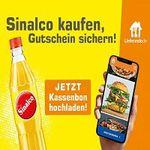 Sinalco kaufen   3€  oder 5€ Lieferando Gutschein abfassen