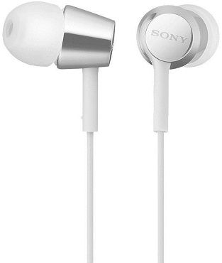 DOPPELPACK   SONY MDR EX155AP In ear Kopfhörer mit Headsetfunktion für 22,99€ (statt 48€)