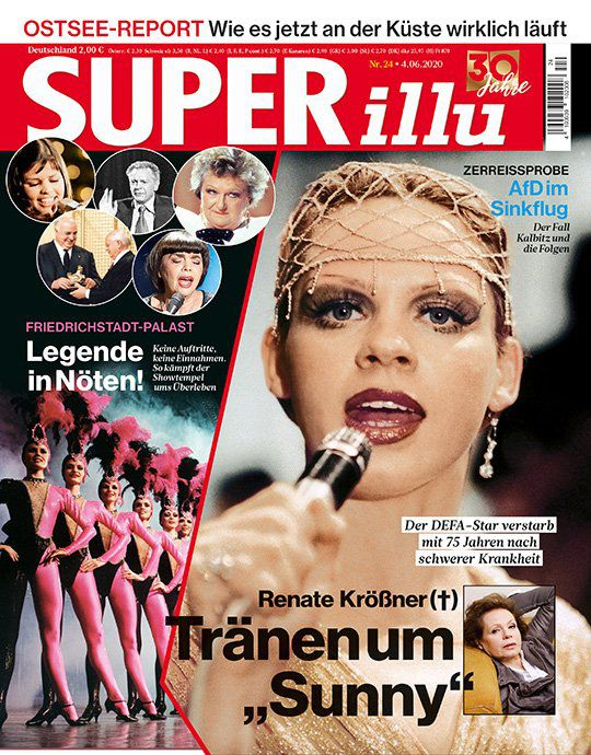 52 Ausgaben Superillu für 76€ + Prämie: 30€ Scheck