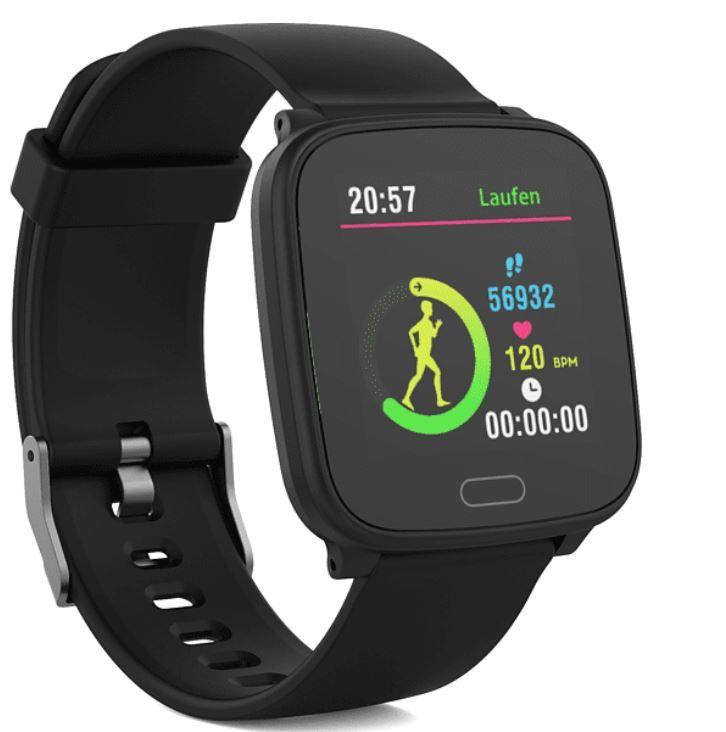 Bestpreis: SWISSTONE SW 610 HR Smartwatch ab 25€ (statt 49€)