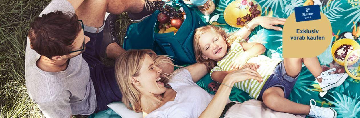 Tchibo bis Mitternacht mit 15% extra Muttertags Rabatt auf viele Angebote