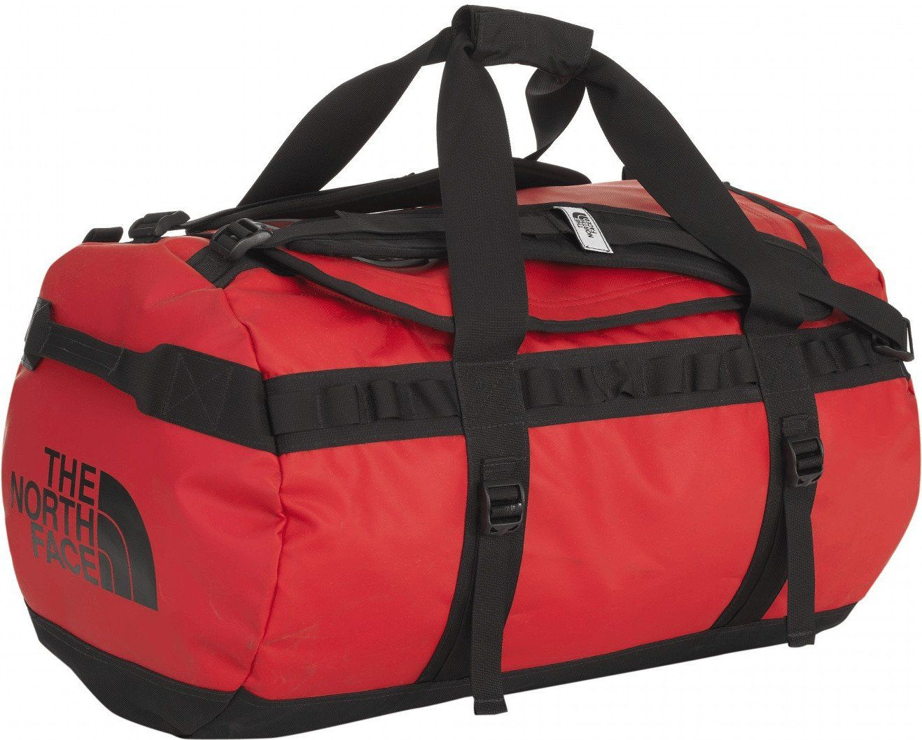 Vorbei! The North Face Base Camp Duffel M Reisetasche mit 71 Litern für 56,61€ (statt 80€)