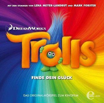 Trolls – Das Original Hörspiel zum Kinofilm kostenlos als MP3 runterladen