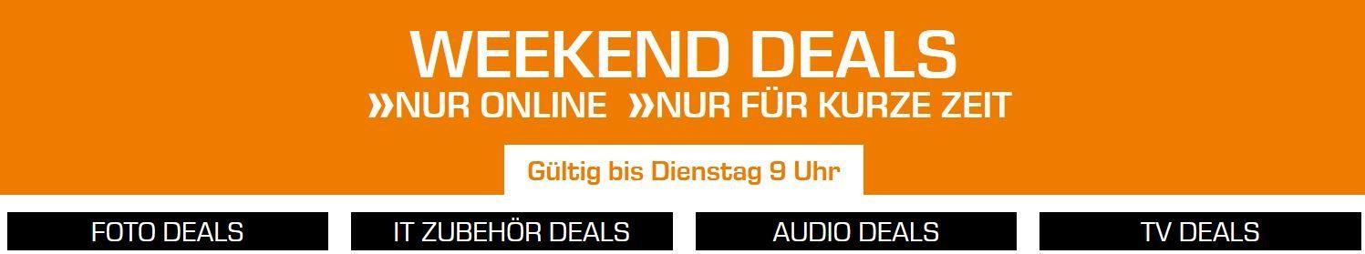 Saturn Weekend Sale: TV, Audio, IT & Smart Home Deals  z.B. HAMA Fancy Travel Kameratasche ab 10,99€ (statt 19€)