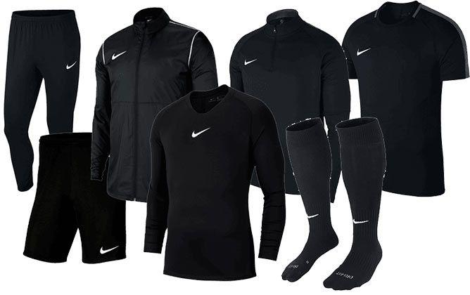 Abgelaufen! Nike Trainingsset Academy (7 teilig) für 81,95€ (statt 115€)