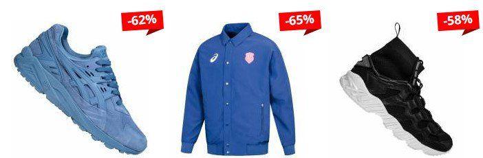 SportSpar ASICS Sale in Restgrößen ab 5,99€ z.B. ASICS GEL Domain 3 Herren Handballschuhe ab 34,99€ (statt 57€)