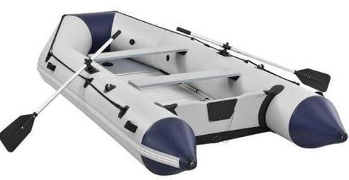Schlauchboot (380cm) für 6 Personen mit Aluboden für 599,95€ (statt 649€)