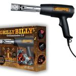 Steinel Grilly Billy 2.0 Heißluft-Grillanzünder für 24,25€ (statt 28€)