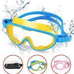 Omorc Kinder-Taucherbrille (bis 15 Jahre) in 2 Farben für je 8,99€ – Prime