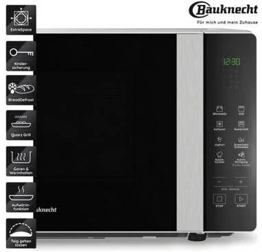 Bauknecht MF 203 SB 800 Watt Mikrowelle mit Grill für 119,90€ (statt 165€)