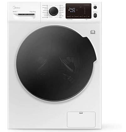 Midea WT 7.860i Waschtrockner mit 8kg/6kg & 1600 U/min für 428€ (statt 528€)