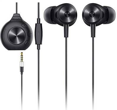 Bluedio Li Pro InEair Kopfhörer mit 7.1 Virtual Surround Sound für 15,39€ (statt 22€)