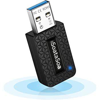 SoataSoa USB WLAN Adapter (1200Mbit/s) für 7,99€ (statt 18€)
