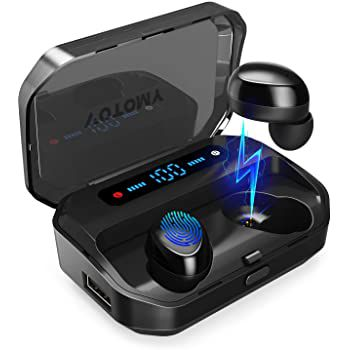 Votomy V20 BT 5.0 TWS InEar Kopfhörer mit 3.500mAh Ladebox & bis zu 200h Spielzeit für 32,19€ (statt 46€)