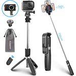 Elegiant EGS-001 4in1 Selfie Stick & Stativ für 9,79€ (statt 14€)