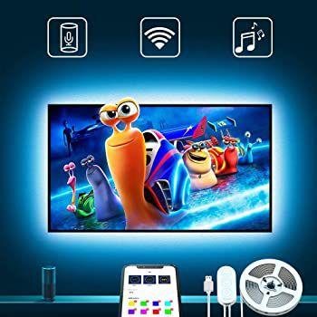 Govee 3 Meter LED TV Hintergrundbeleuchtung mit App Steuerung für 16,79€ – Prime