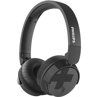 Philips Kopfhörer BH305BK/00 On Ear Kopfhörer für 53,51€ (statt 73€)