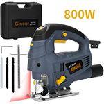 800W Stichsäge mit Laserführung & 7 Geschwindigkeiten für 28,19€ (statt 47€)