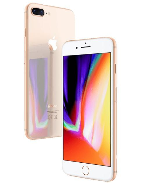 Apple iPhone 8 Plus 64GB in drei Farben für 269€ (statt neu 597€)   wie neu
