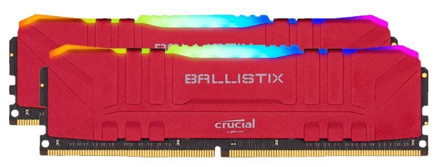 Media Markt Speicherwoche   z.B. CRUCIAL Ballistix Arbeitsspeicher 16 GB DDR4 für 67,01€ (statt 84€)