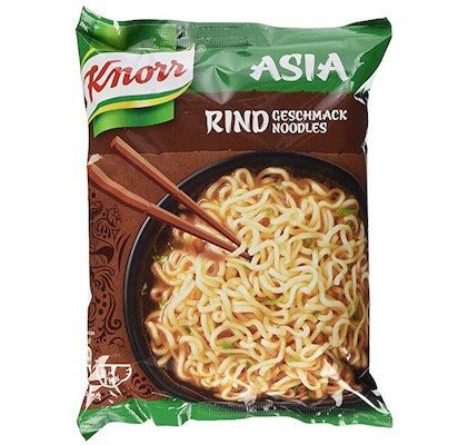 Ausverkauft! 11er Pack Knorr Noodle Express Asia Rind Instant Nudeln ab 3,12€ (statt 8€)
