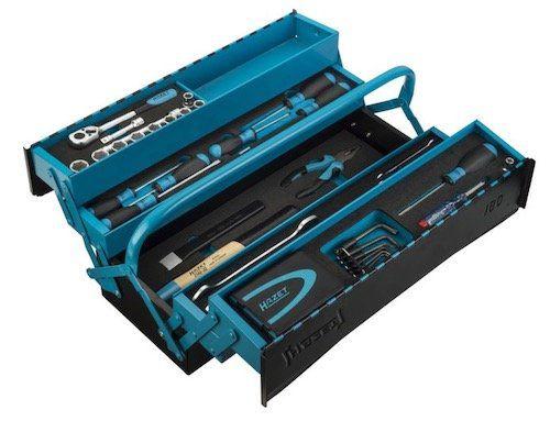 Vorbei! Hazet Metall Werkzeugkasten mit 79 Werkzeugen für 239€ (statt 419€)