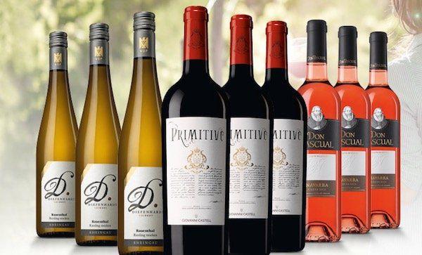 Schuler Weine mit 60€ Rabatt ab 100€   z.B. 15 Flaschen La Torre Rotwein (2018) für 43,50€