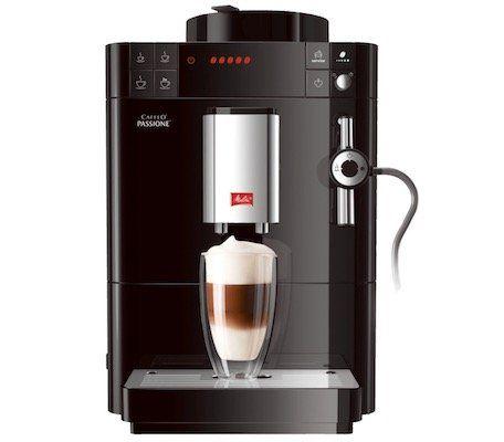 Melitta Caffeo Passione F 53/0 102 Kaffeevollautomat für 333,99€ (statt 459€)