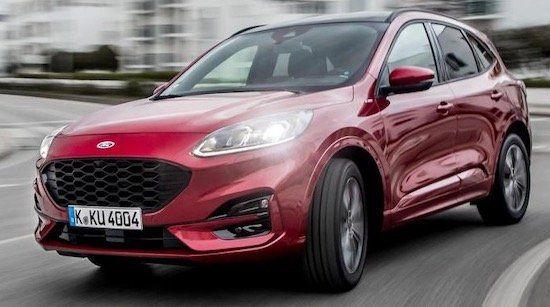 Gewerbe: Ford Kuga Titanium Phev Plugin Hybrid mit 224 PS für 69€ mtl. netto