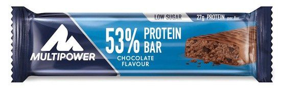 🔥 48er Pack 53% Protein Bar Riegel (je 50g) für 37,98€ (statt 62€)   nur 0,79€ pro Riegel
