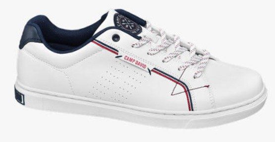 Venture by Camp David Lowcut Sneaker für 27,99€
