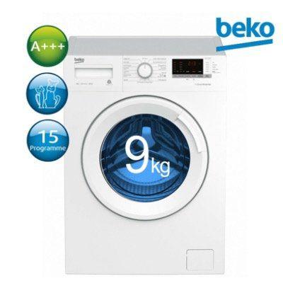 BEKO Waschmaschine WML91433NP A+++ 9kg für 259€ (statt 385€)