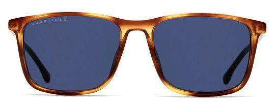 Hugo Boss 1046/S Herren Sonnenbrille in Brown Horn für 85,90€ (statt 102€)