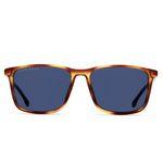 Hugo Boss 1046/S Herren-Sonnenbrille in Brown-Horn für 85,90€ (statt 102€)