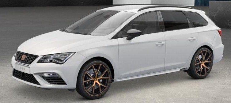 Seat Leon Sportstourer Cupra 2.0 TSI mit 300 PS im Privat Leasing für 269€ mtl.   LF: 0.67