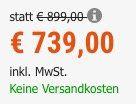 Vorbei! Sonos Arc Multiroom Soundbar mit 3D Dolby Atmos + AirPlay2 für 739€ (statt 899€)