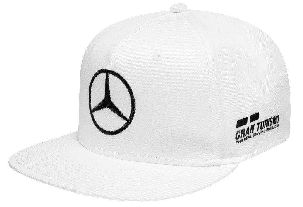 Mercedes AMG Petronas Gran Turismo Lewis Hamilton Flatbrim Cap für 12,94€(statt 19€)