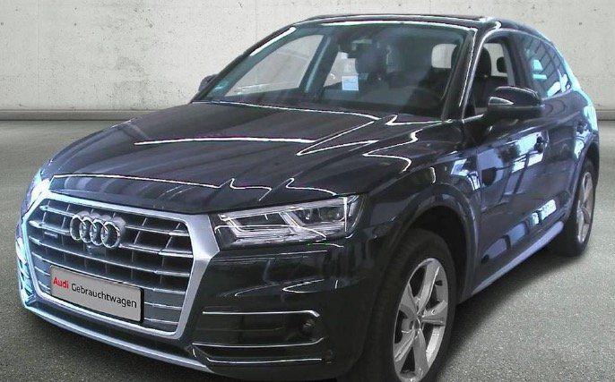 Gebraucht & Inzahlung: Audi Q5 sport 35 TDI quattro S tronic mit 163 PS im Leasing für 279€ mtl.