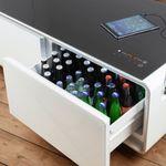 Caso Loungetisch Kombination aus Soundbar & Getränkekühler für 1.038,75€ (statt 1.149€)