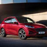 Gewerbe: Ford Kuga Phev Titanium Hybrid mit 224PS für 63,94€ netto – LF 0,29