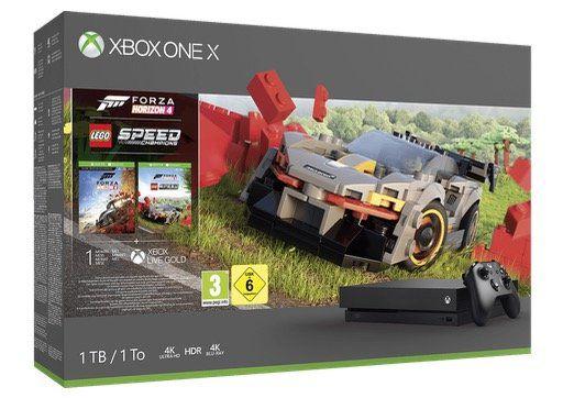 Saturn Gaming Woche 2020 mit Spielen und Hardware   z.B. Xbox One X 1TB Forza Horizon 4 Bundle ab 279,99€ (statt 371€)