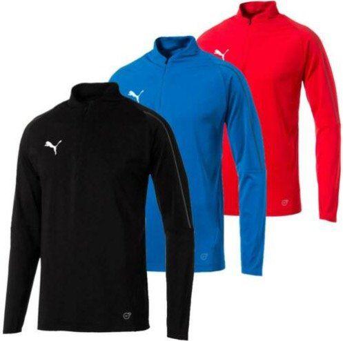 Puma FINAL Training 1/4 Zip Herren Trainingsshirt für 19,99€