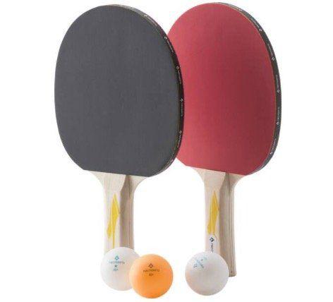 Tecnopro PRO 2000 Tischtennis Set für 9,99€(statt 17€)