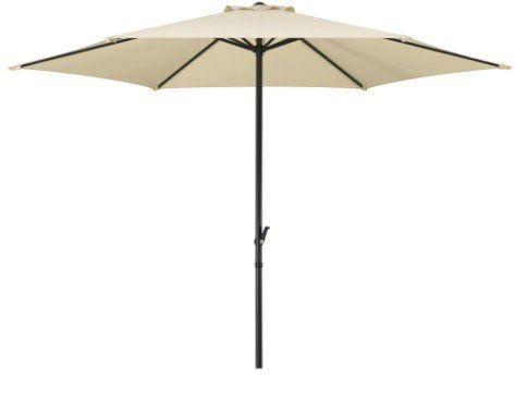 Schneider Sonnenschirm Bergamo 300 cm für 54,53€ (statt 70€)