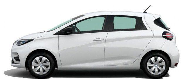 Gewerbe: Renault ZOE Life R110 ZE50 mit 107PS inkl. Batterie, Steuer und Wartung & Verschleiß für 35,66€ mtl.   LF 0,13
