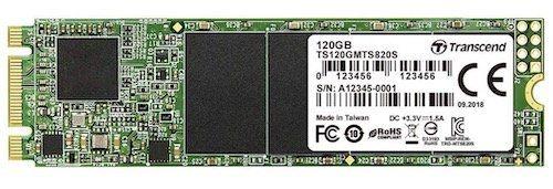 Transcend MTS820S 960GB SSD M.2 SATA III für 98,18€ (statt 130€)