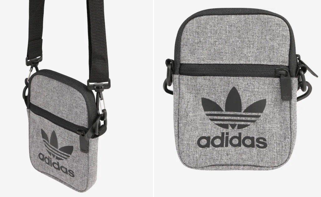adidas Mel Fest Umhängetasche für 9,66€ (statt 16€)