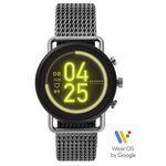 Skagen Falster 3 mit Milanaise-Armband für 169,16€(statt 249€) – Google-Pay fähig!
